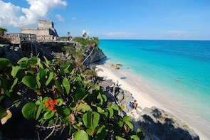 Tulum and snorkel from Valladolid
