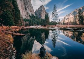 Tur til højdepunkterne i dalen Yosemite National Park