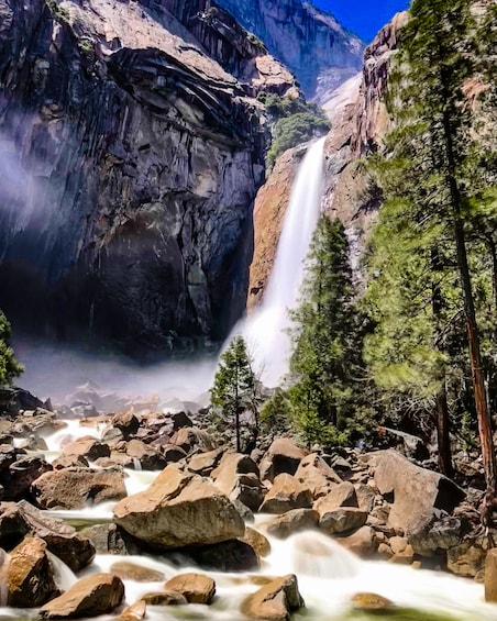 Show item 4 of 10. Yosemite National Park Valley Highlights Tour