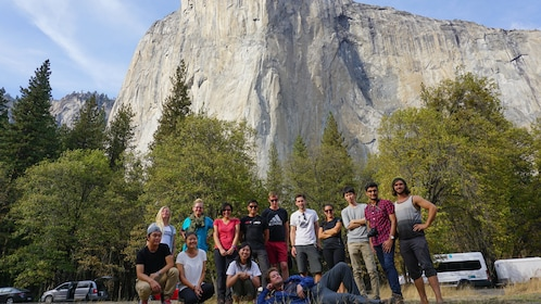 Yosemite National Park Valley Highlights Tour