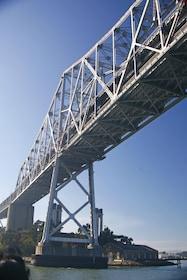 Bridge 2 Bridge Tour: Golden Gate Bridge to Bay Bridge