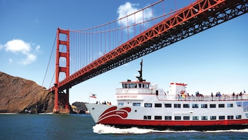 Bor til bro-tur: Golden Gate Bridge til Bay Bridge