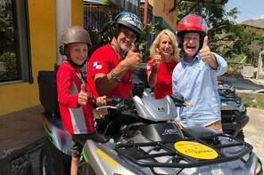 ATV Tours Panama offers the best ATV tours true midst of nature!!