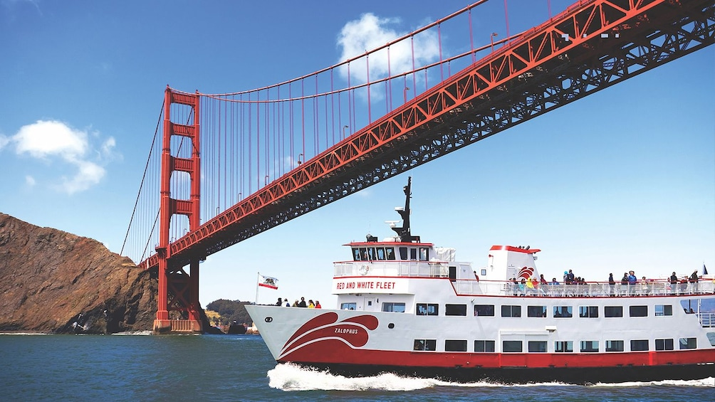 Show item 3 of 10. Go San Francisco All-Inclusive: 27 Attractions in 1 Pass