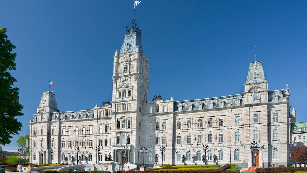 Show item 5 of 5. Québec Parliament and Price building
