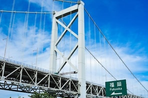 Private Arrival Transfer Fukuoka International Airport to Fukuoka City