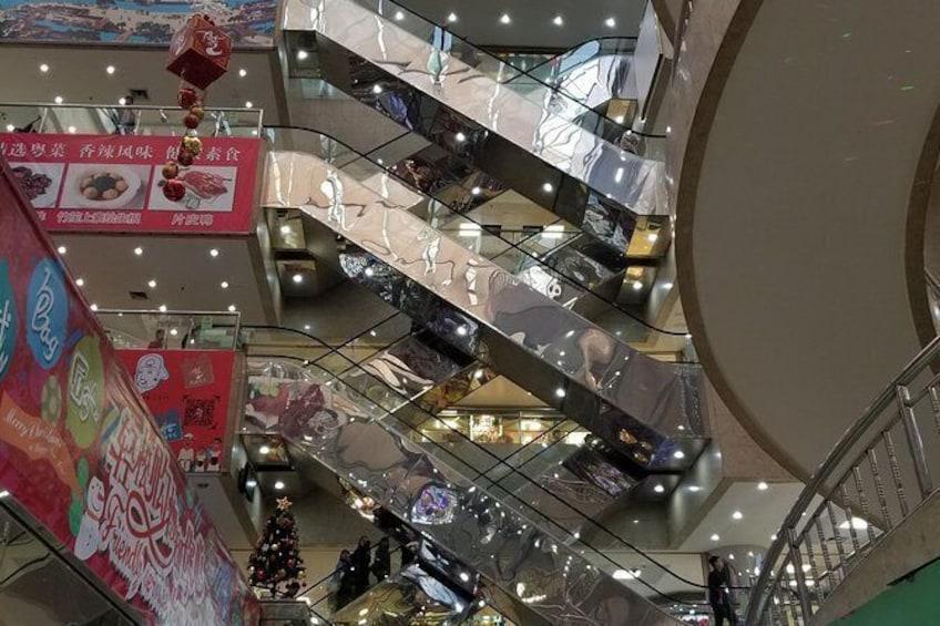 Show item 3 of 10. Shopping in Shenzhen