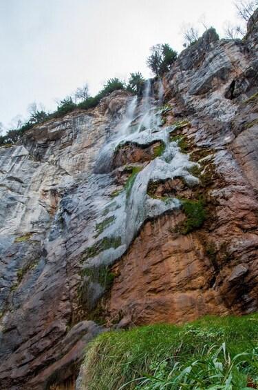 Show item 1 of 8. Skakavac Waterfall Mountain biking trip
