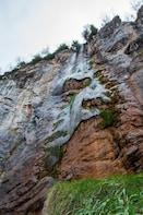 Skakavac Waterfall Mountain biking trip