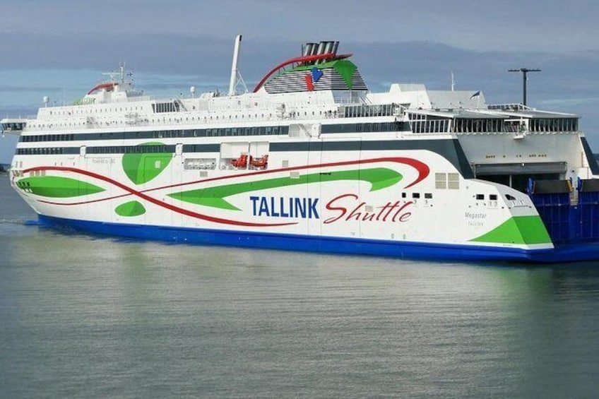 Show item 4 of 11. Day trip from Helsinki to Tallinn. Ferry included