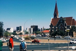 Half-Day Windhoek City and Township Cultural Tour