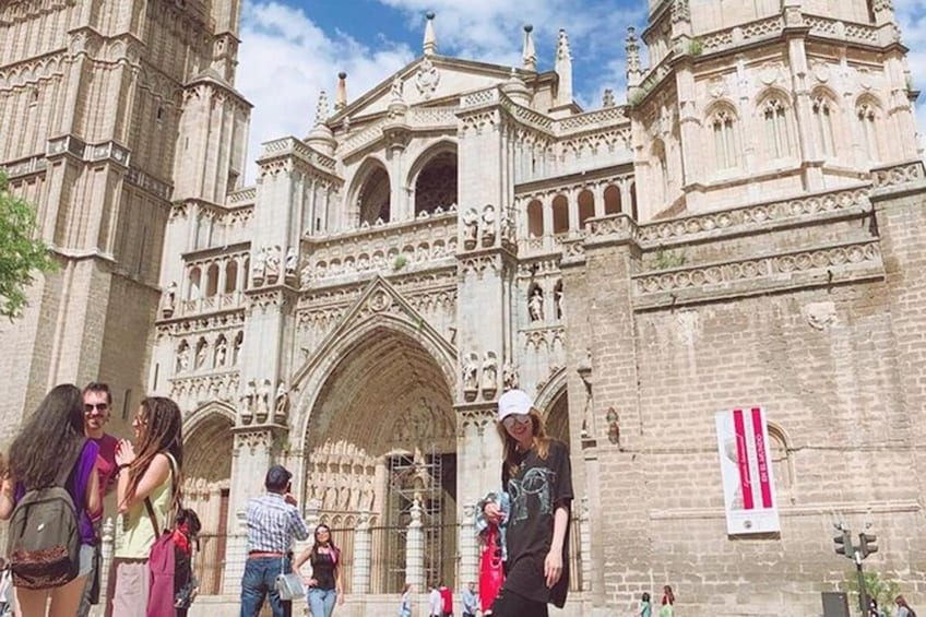 Show item 1 of 3. SevenmonumentswalkingtourandtouristpassFrom Toledo