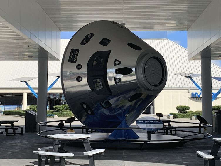 Show item 4 of 10. Kennedy Space Center Private Tour