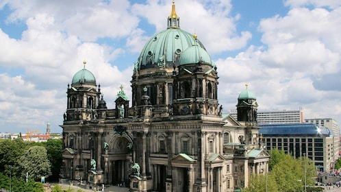 Exterior of the Berlin Cathedral