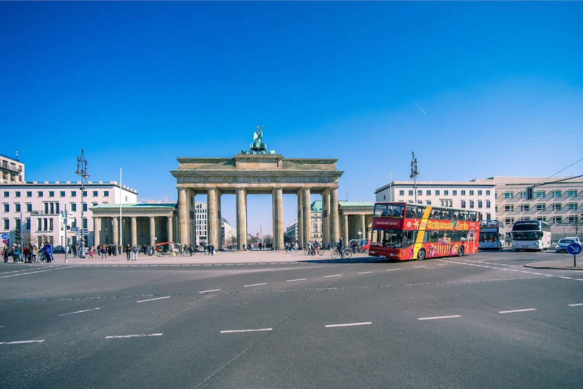 Berlin Hop-On Hop-Off Bus Tour