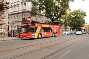 Prague Hop-On Hop-Off Bus + Walking Tour Options