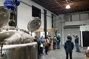 Chuckanut Bay Distillery Tour and Tasting Flight