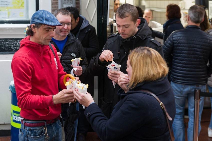 Show item 1 of 8. Amsterdam Walking Food Tour