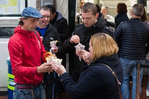 Amsterdam Walking Food Tour