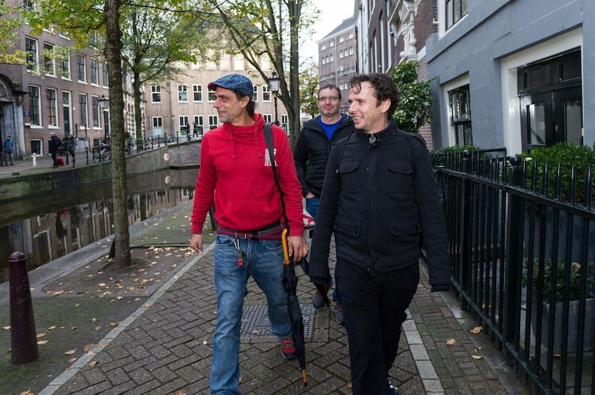 Show item 3 of 8. Amsterdam Walking Food Tour