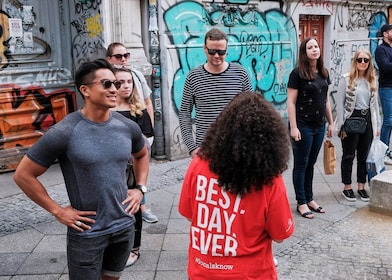 Beriln: Food & Art in Funky Kreuzberg Small Group Tour