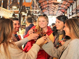 Madrid: Small Group Evening Tapas & Drink Tasting Tour