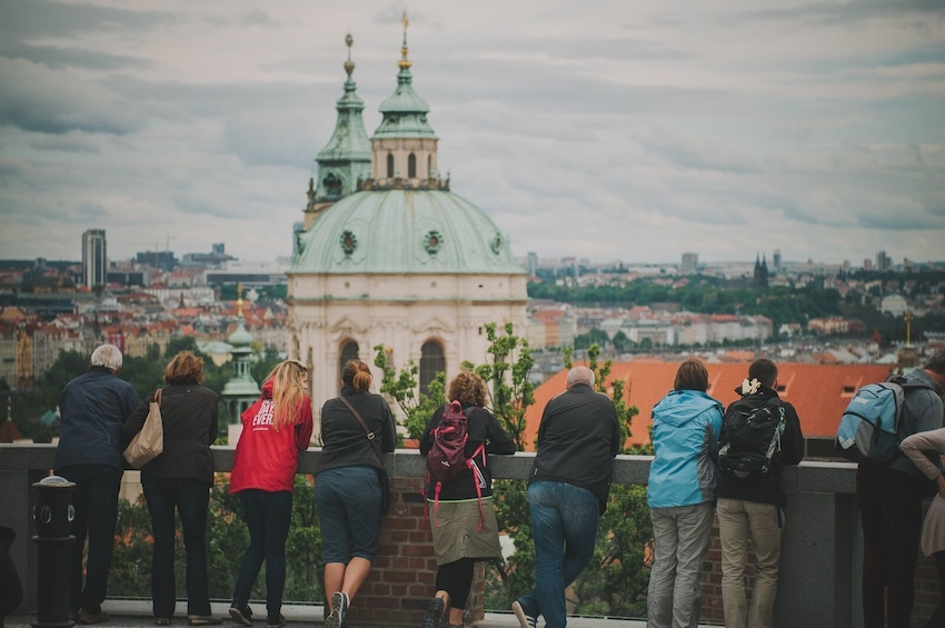 Show item 2 of 9. Prague: Small Group Sightseeing, Boat Ride & Local Lunch