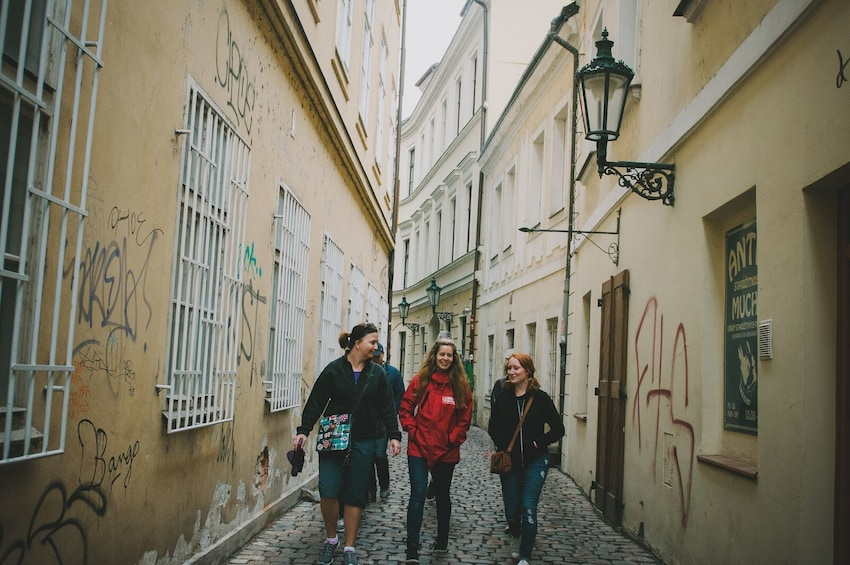 Show item 3 of 9. Prague: Small Group Sightseeing, Boat Ride & Local Lunch