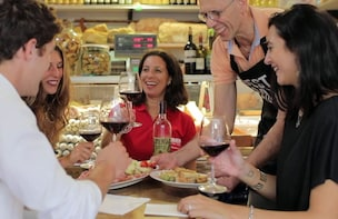 Florence Culture & Cuisine: Small Group Food Tasting Tour