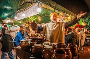 Visita por Marrakech que incluye la Medina, en grupos pequeños