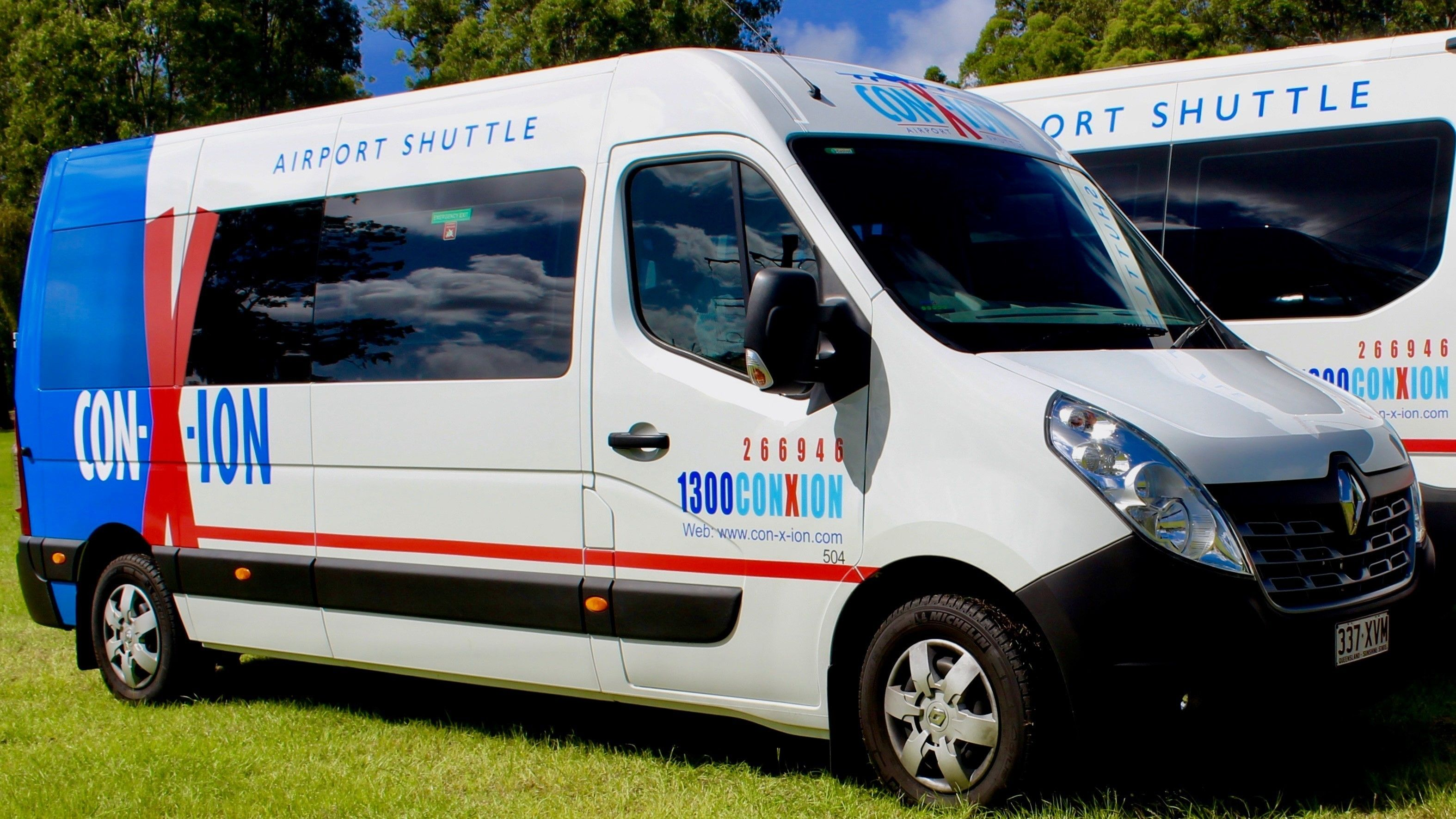Shared Shuttle: Sunshine Coast Airport (MCY)