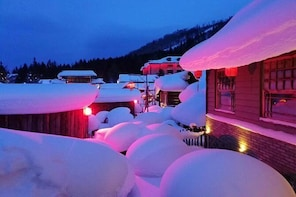 Northeast China- Beijing, Harbin, Yabuli, Snow Country, Jingpo Lake, Mt.Cha...