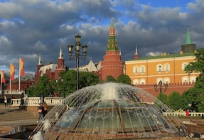 ITALIAN Private Tour: Moscow In One Day Sightseeing