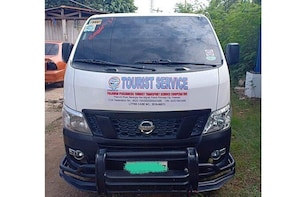 Private Van Transfer: One way El Nido to Puerto Princesa