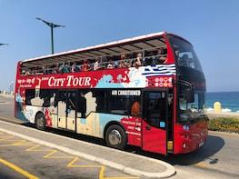 Hop On Hop Off City Tour Red Bus