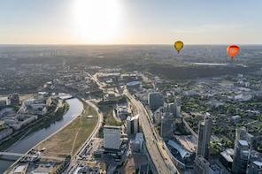 Hot Air Balloon Tour Experience