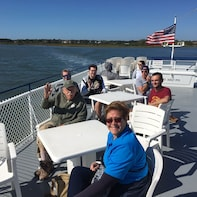 ST. AUGUSTINE BOAT AND WALKING TOUR