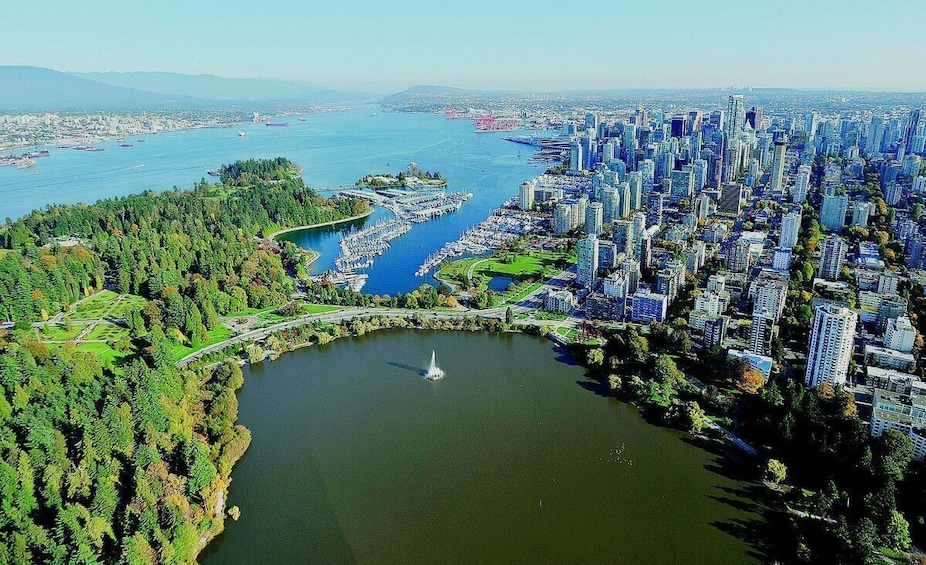 Show item 1 of 8. Affordable Private Tours - Vancouver, BC