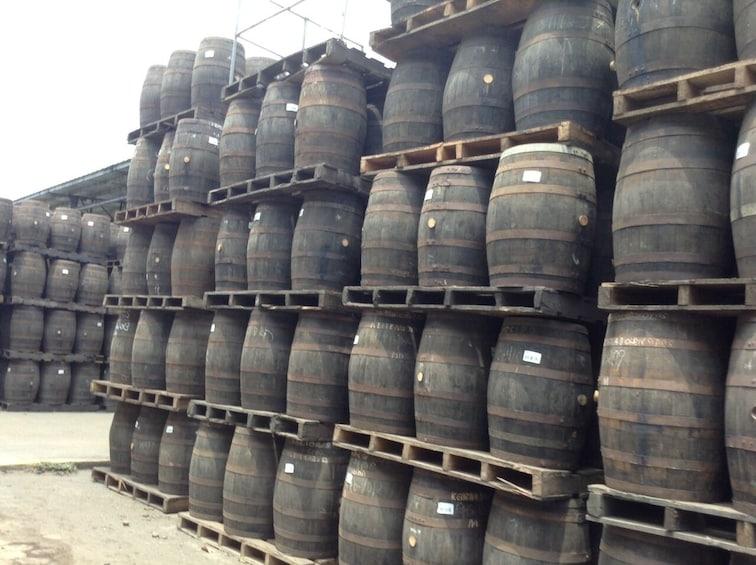 Show item 5 of 8. Private Flor de Caña Rum Distillery and León City