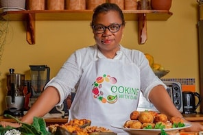 Caribbean Cooking Class with Daria