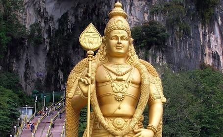 Batu Caves & Selangor Pewter Tour in Half a Day