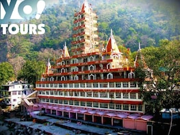 Ashram Walking Tour Rishikesh