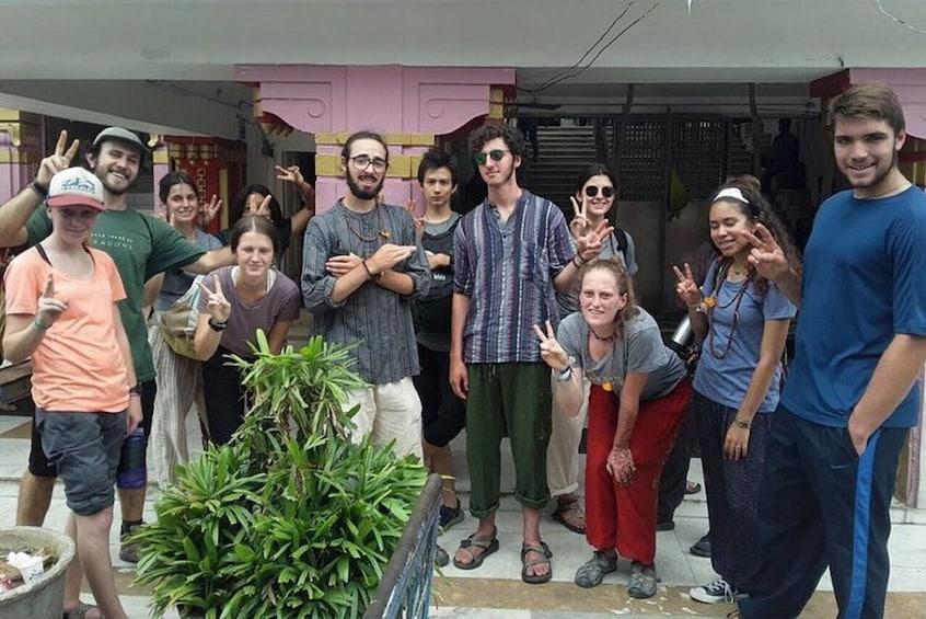 Show item 1 of 5. Rishikesh Walking Tour