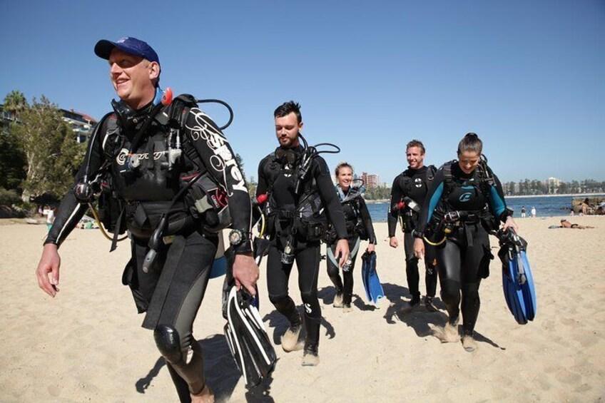PADI Sidemount Diver Course @ Anilao Batangas