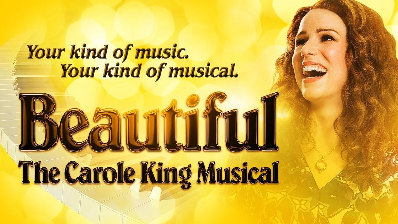 Beautiful: The Carole King Musical on Broadway