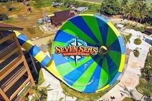 Seven Seas Water Park And Resort In Cagayan De Oro