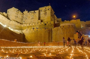 Highlights of Jaisalmer-Guided Fullday City Sightseeing Tour
