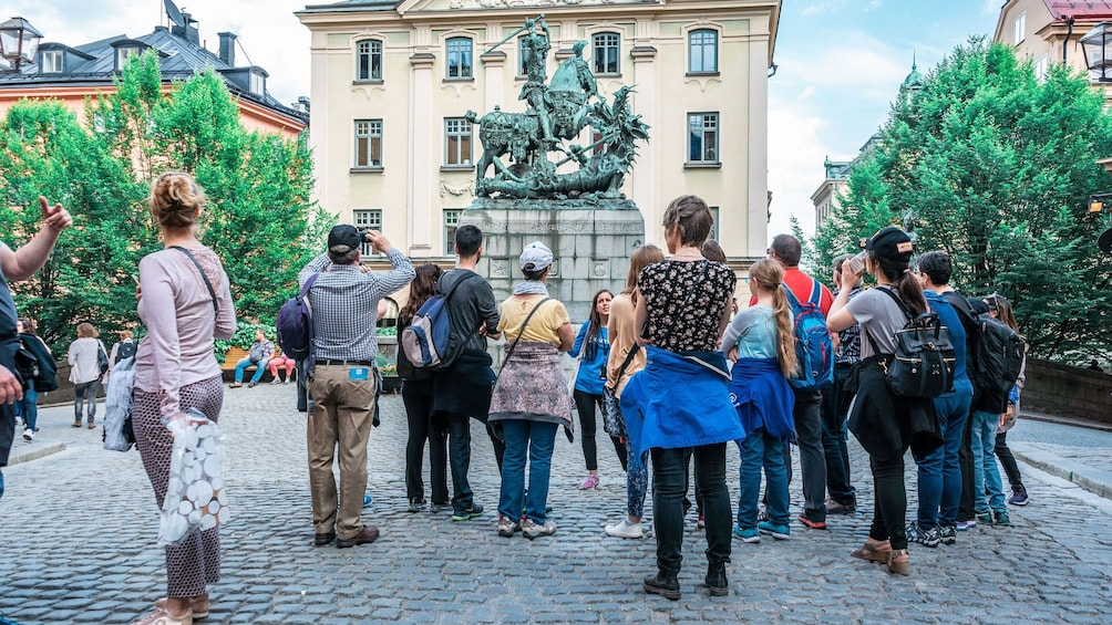 Show item 2 of 8. Stockholm Old Town Private Walking Tour