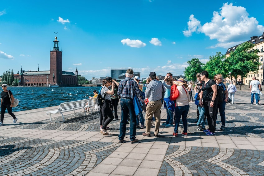 Show item 1 of 8. Stockholm Old Town Private Walking Tour