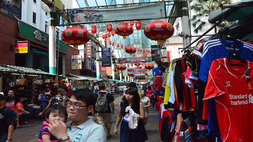 Chinatown by Night with Dinner and Cultural Performances